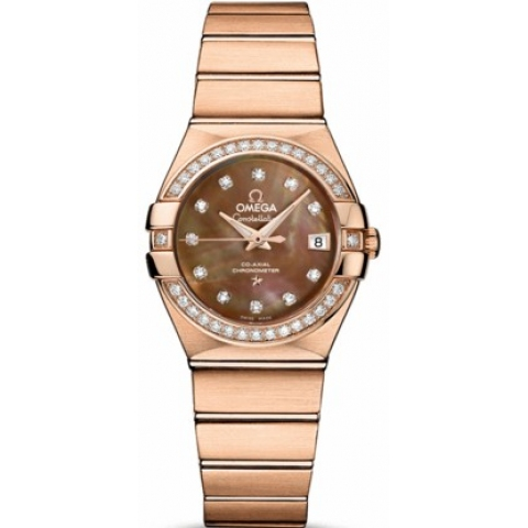 Replica Omega - Constellation Series 123.55.27.20.57.001 Ladies mechanical watch